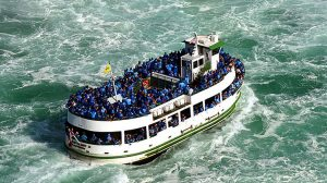 Niagara Falls Maid of the Mist Experience