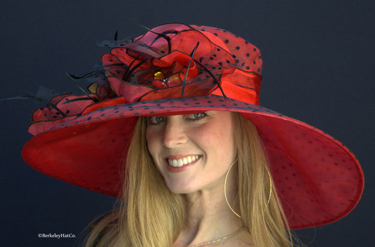 Berkeley Kentucky Derby Hats
