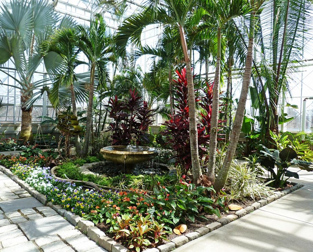 Roger Williams Botanical Center, Providence, Rhode Island