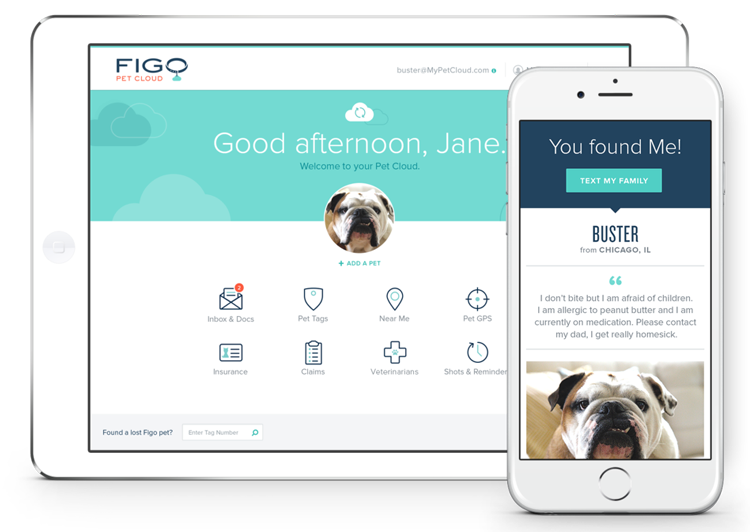 Figo Pet Travel App