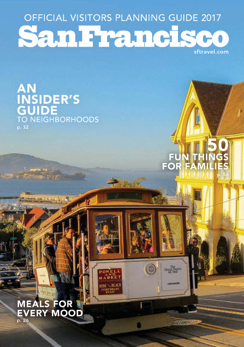 Free San Franciso Travel Guide
