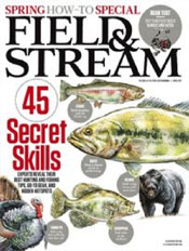Free One-Year Field & Stream Magazine Subscription