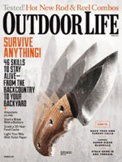Free One-Year Outdoor Life Magazine Subscription