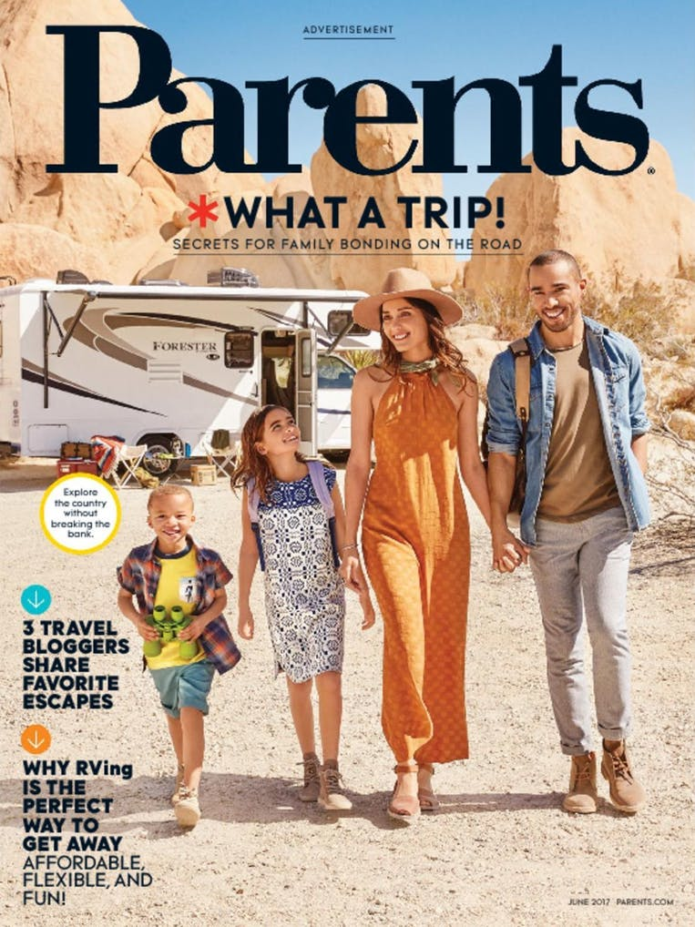 Free One-Year Parents Magazine Subscription
