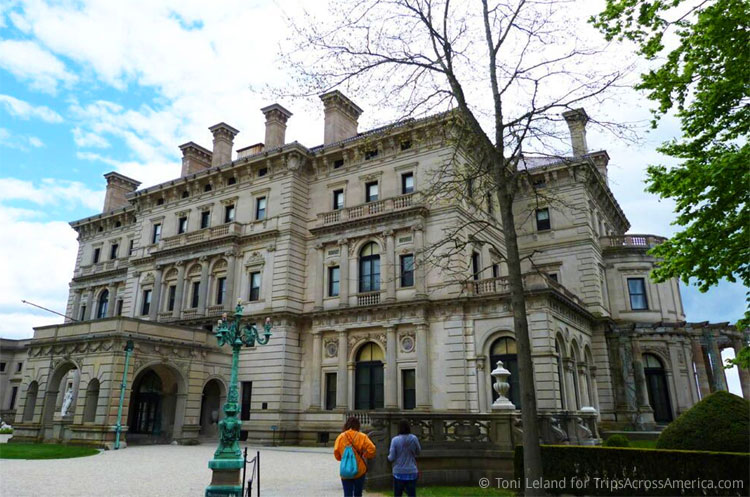 The Breakers Newport Rhode Island