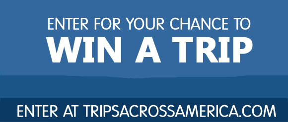 Enter to win a trip