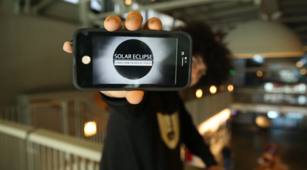 Follow The Great American Eclipse with the Total Solar Eclipse App